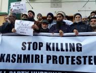 APHC leaders, activists hold protests in Hyderpora