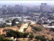 Removal of encroachments inside Hill Park Karachi