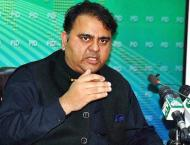 Chaudhry Fawad Hussain asks media to project economic growth,as i ..