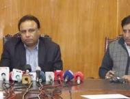 Director General Sports Board Punjab Nadeem Sarwar to prepare cri ..