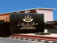 Allama Iqbal Open University (AIOU) M.Phil Mass Communication wor ..
