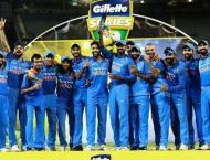 "India praised for ""perfect finish"" to historic Australia tour"