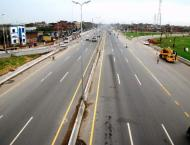 "28-km Expressway sans landscaping plan contradicts ""Islamabad - T .."