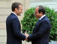 Egyptian, French leaders to meet in Cairo this month