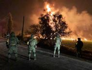 Fuel pipeline blaze in Mexico kills 21, injures dozens