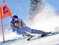 Vonn ninth as Siebenhofer takes World Cup ski double