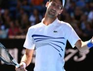 'Agitated' Djokovic regrets meltdown in floodlight fury