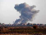 Six civilians dead in US-led strike on IS in Syria: monitor