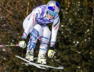 Vonn ninth as Siebenhofer completes Cortina World Cup downhill do ..