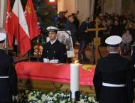 Slain Gdansk Mayor Laid to Rest in Poland