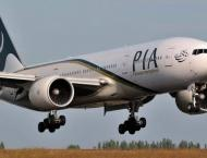 PIA's direct flight to Europe from Sunday