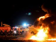 Fuel pipeline blaze in Mexico kills at least 66