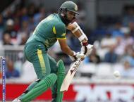 South Africa v Pakistan scoreboard