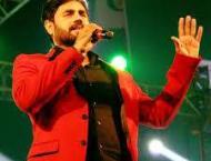 Humaira Arshad, Abrar sang at Bahawalpur concert
