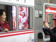 Beijing Railway Bureau to transport 34.7 million passengers durin ..