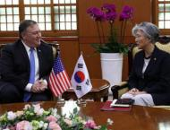 Pompeo, South Korean Foreign Minister Discuss North Korea in Phon ..