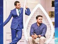Comedy play 'Jhaanjar Di Paanwaan Chankaar' concludes