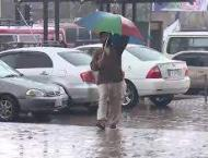Weather turns chilly after rain in city