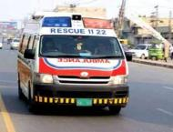 Two killed in road mishap in Kahota