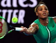 Serena muscles past top seed Halep into Open quarters
