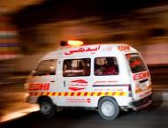 Trader,son killed during robbery in Faisalabad