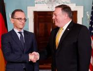 German Foreign Minister Says to Discuss INF With US Secretary of  ..
