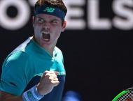 Australian Open results - 3rd update