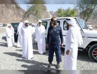 Mohammed bin Rashid visits Hatta