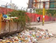 Sindh Solid Waste Management Board starts rainwater drainage in c ..