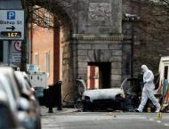 After car bombing, two more hijacks hit Northern Irish city