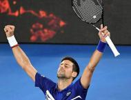 Djokovic wary of 'fighter' Nishikori, Pouille eyes maiden semi