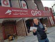 German Ambassador praises Pakistan Post for reliable postal servi ..