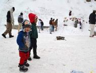 CTP advises tourists not to make unnecessary visits to Murree dur ..
