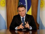 Far-right Bolsonaro sells 'new Brazil' to Davos elite