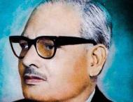Renowned historian,  writer, I H Qureshi remembered