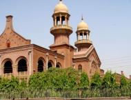Lahore High Court Chief Justice directs for deciding cases involv ..