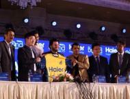 Haier joins Peshawar Zalmi as Main Title Sponsor for second strai ..