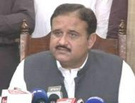 Chief Minister Punjab Sardar Usman Buzdar condoles death of Tariq ..