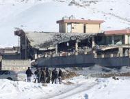 Afghan spy agency says it killed Taliban base attack mastermind