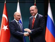 Turkey, Russia to Continue Cooperation on Idlib Issue - Erdogan