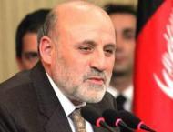 Afghan High Peace Council Secretary Arrives in Beijing for Talks  ..