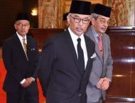 Sports-loving sultan picked as Malaysian king after shock abdicat ..