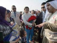 UAE aid to Syria reaches AED3.59 billion from 2012-2019