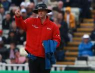 Michel Gough to act as umpire as PCB announces match officials fo ..
