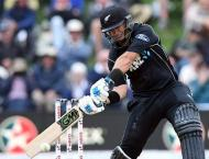 Taylor keeps New Zealand's hopes alive against India