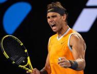 Nadal takes positives out of Australian Open thrashing