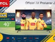 TCL launches Zalmi Special Edition TV for 2019 PSL