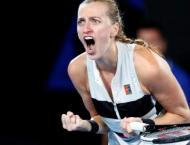 Kvitova hails end to Grand Slam issues at Australian Open
