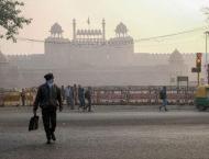 Toiling in Delhi's toxic smog