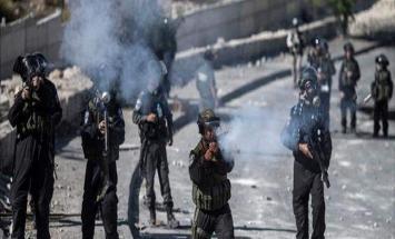 إصابة 4 فلسطينيين برصاص الاحتلال الإسرائيلي